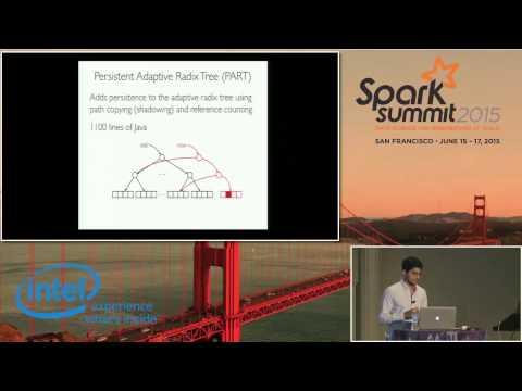 IndexedRDD  Efficient Fine Grained Updates for RDDs - Ankur Dave (UC Berkeley)