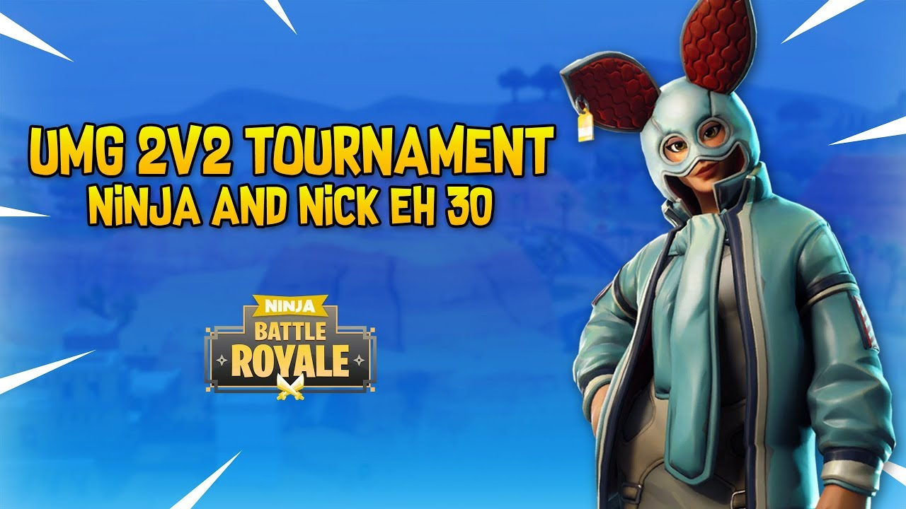 UMG 2v2 Tournament With Nick Eh 30 – Webigames – VideoGames Website