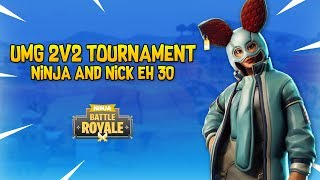 UMG 2v2 Tournament With Nick Eh 30
