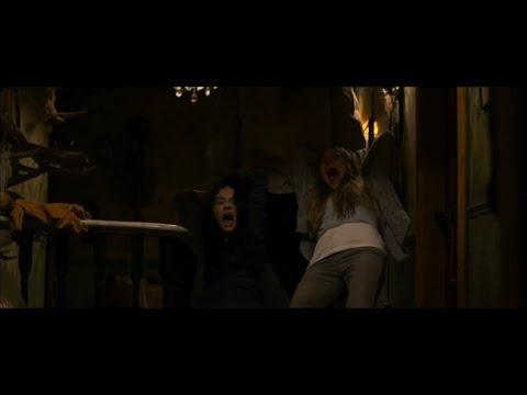 映画『ゴーストランドの惨劇』予告編 「マーターズ」のパスカル・ロジェ監督最新作。映画史上最も不快、でも2回観たくなる?!