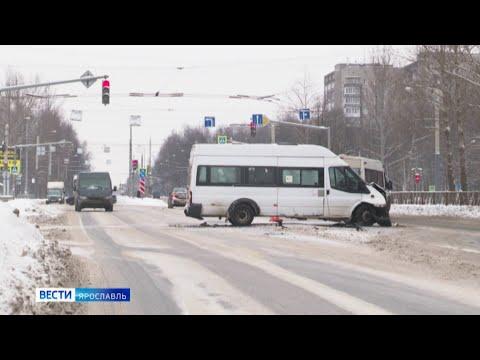 Видео ДТП в Ярославле: что становится причиной и как избежать опасности на дорогах