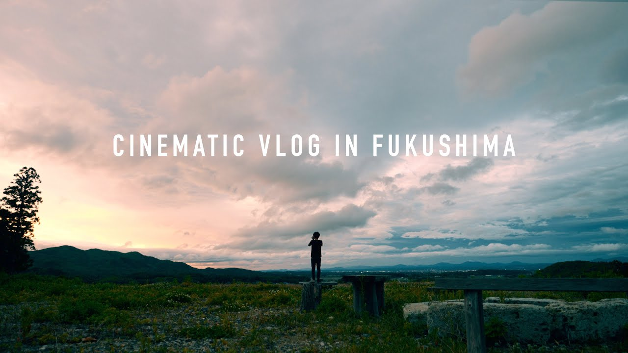 Cinematic CAMP Vlog   Sony α7SIII & 16-35mm F2.8 GM only
