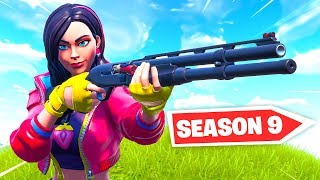 The COMBAT SHOTGUN  in Season 9..
