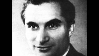 Joseph Schmidt - Santa Lucia (Cottrau)