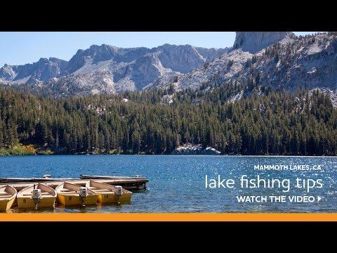 Lake Fishing Tips In The Eastern Sierra