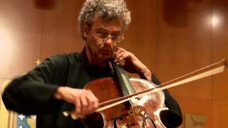 "THOMAS DEMENGA & REAL FILHARMONÍA DE GALICIA PLAY TCHAIKOWSKI ""ROCOCO VARIATIONS"