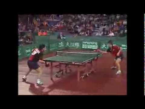 WTTC 1999 Highlights: Liu Guoliang vs Ma Lin (Final)