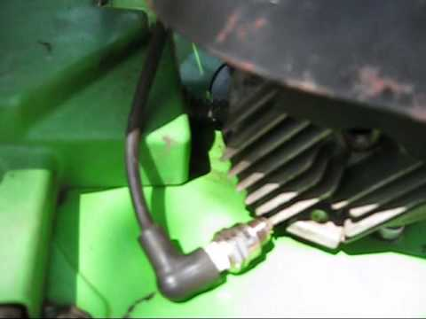 How To Install A Lawnboy Ignition Coil