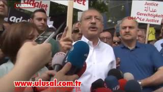 AKP'de Kılıçdaroğlu mesaisi