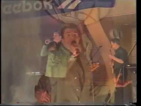 СЕРГЕЙ АЗАРОВ и группа  Песня ПОДОЛЬСК ПОДОЛЬСК 1997г