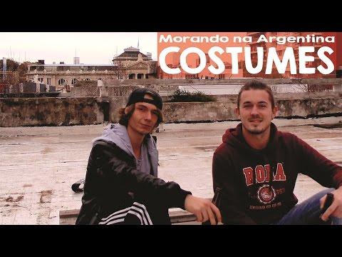 Costumes Argentinos!