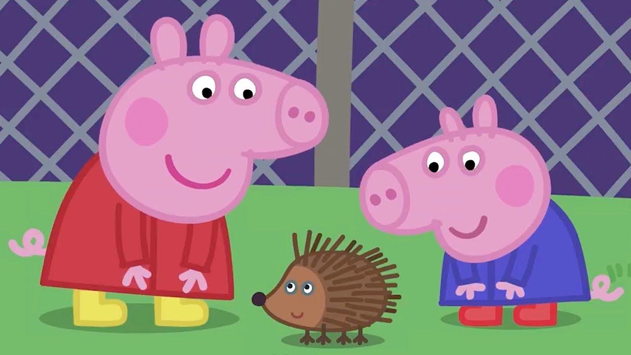 Peppa pig en espa ol episodios completos peppa pig y las - Peppa cochon a la plage ...