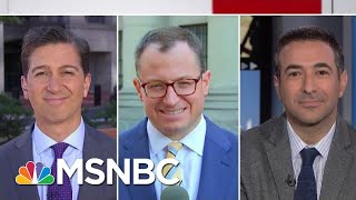 Why 2 Arrested Rudy Giuliani Associates Are Key For Impeachment Inquiry | Velshi & Ruhle | MSNBC