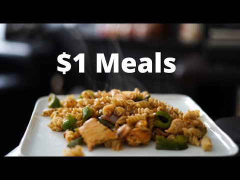 Eating Healthfully on a tight budget