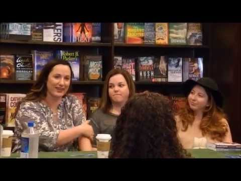 Discussion & Signing w/ Bestselling Authors Jennifer L. Armentrout, Monica Murphy & Melody Grace