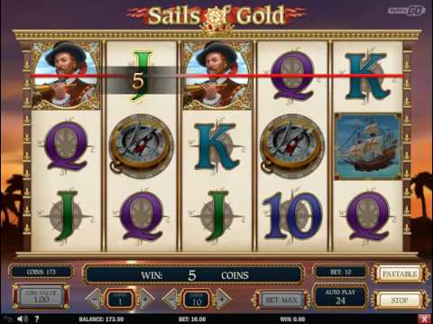 Sails of Gold (Play'N GO)
