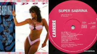 Sabrina – Super Sabrina (Vinyl, LP, Album) France 1988.