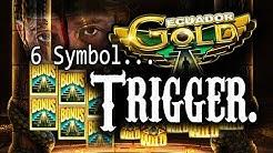 Online Slots: Ecuador Gold 6 Symbol Trigger