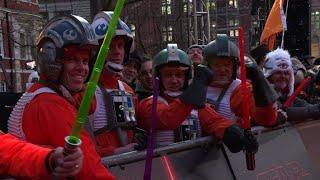 Première européenne à Londres de Star Wars 8: Les Derniers Jedi thumbnail