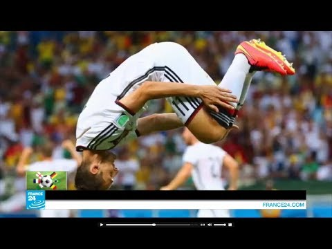 Mondial 2014 : l'Allemagne et le Ghana font match nul 2-2 - Klose et Gyan entrent dans l'histoire