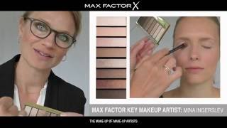 Makeup Tutorial: Masterpiece Nude Palette - Cappuccino