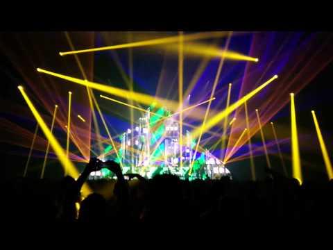 Minus Militia - Reign Supreme | Hard Dance Event 2014 | Heineken Music Hall | HDE
