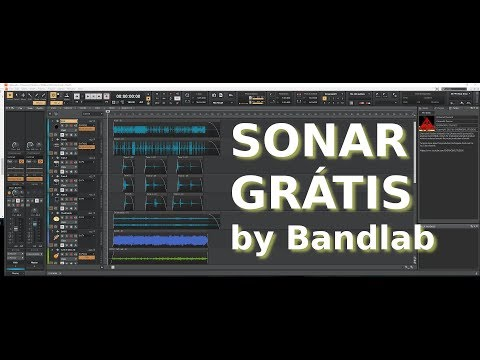 Cakewalk - Sonar Platinum Free by Bandlab