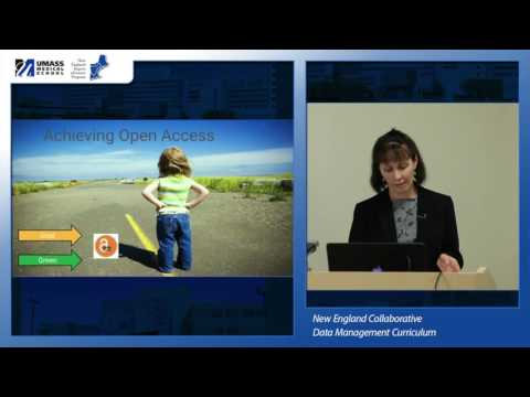 NECDMC: Research Data: Openness, Sharing and Impact