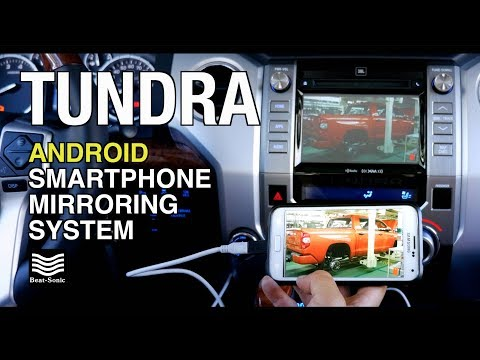 Beat-Sonic IF-02AEP Android Phone Mirroring Kit