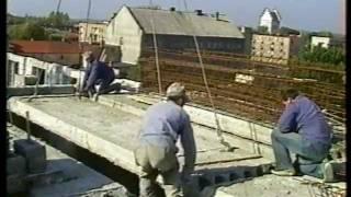 Miasto Gołdap w rozbudowie 1991r. 0.11 godz.m2p