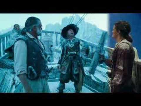 Pirates of the Caribbean 3 Visual Effects Before and After