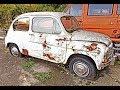Abandoned FIAT 600