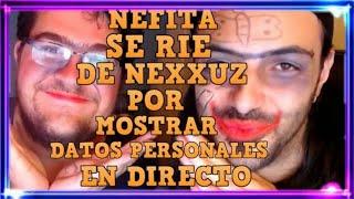 AUDIO DE NEXXUZ HD ERROR GRABISIMO Y NEFA SE PARTE DE RISA