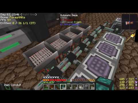Minecraft - Project Ozone 2 #12: Aether Exploring