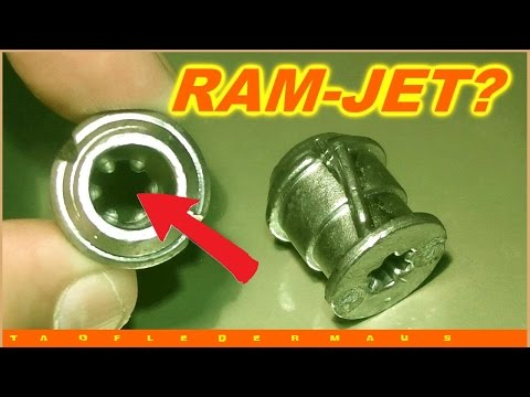 RAM JET Shotgun Slug  Design  -  Stendebach II (Germany)
