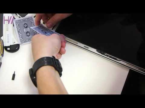 Замена матрицы на MacBook Air 13 A1369 / A1466 за 8 минут!