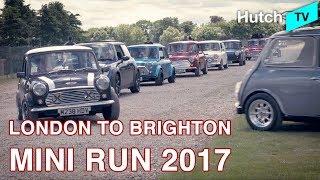 London to Brighton Mini Run 2017 - Day 1