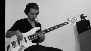 Incognito - Goodbye To Yesterday - Bass Cover by Benny Andreica - Mayones Jabba 5