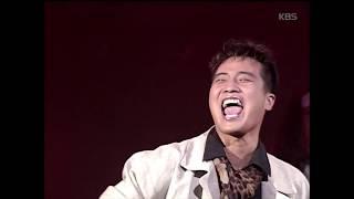 육각수 - '흥보가 기가 막혀' (1995)| YUKKAKSU - 'Heungbo is unbelievable' 【KBS 가요톱10】