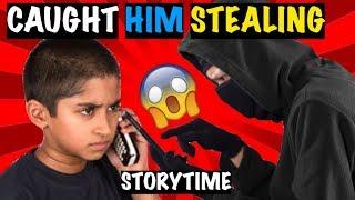 Ek Chori Aisi bhi (Storytime)