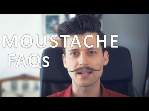 The Ultimate Moustache FAQ