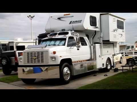 Lance Camper - YouTube