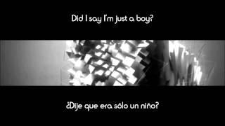 Angus and Julia Stone - Just a Boy (Español&English)