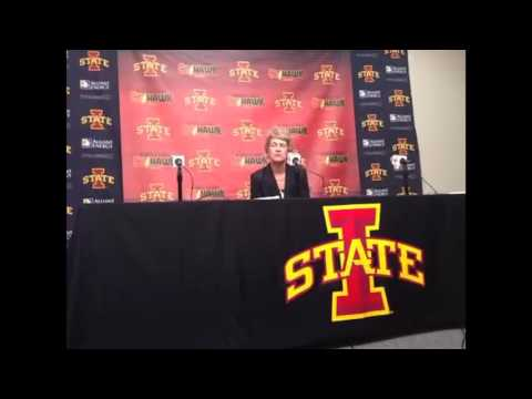 Lisa Bluder: 'Didn't realize (press) was an issue' for ISU
