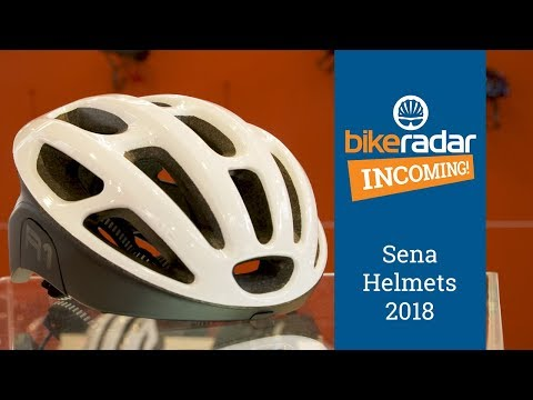 2018 Sena Helmets - Wireless Comms For You & Your Ride Buddies