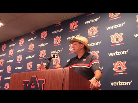 VIDEO: Gus Malzahn recaps 2nd preseason scrimmage at Auburn