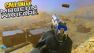 Call of Duty: Modern Warfare Multiplayer Gameplay (40 Kill Ground War Headquarters)