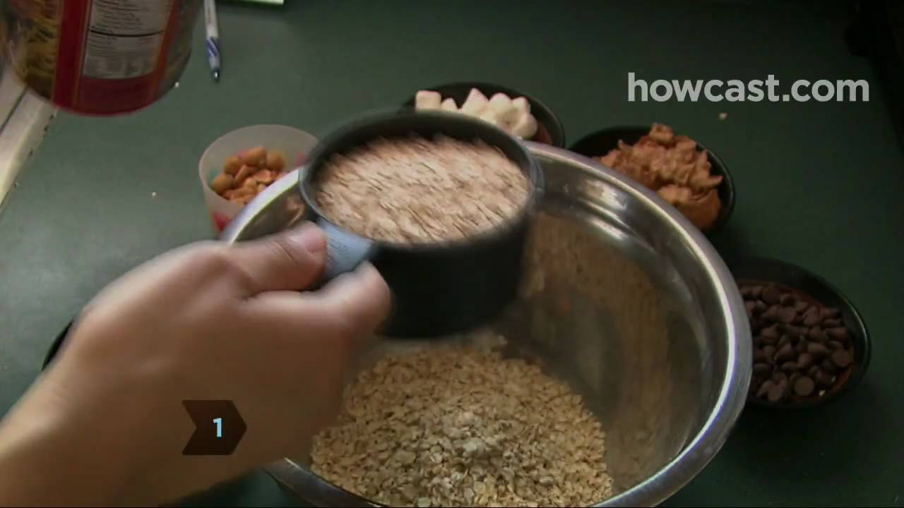 How To Make Muesli Youtube Lowan Whole Foods Rolled Oats 1kg