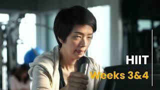 HIIT Prescription - Week 3/4 (Control)
