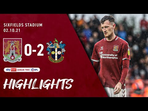 Northampton Sutton Goals And Highlights